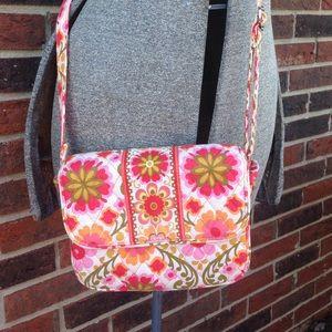 4f4bd0c1c2 Vera Bradley Folkloric Crossbody Purse Bag
